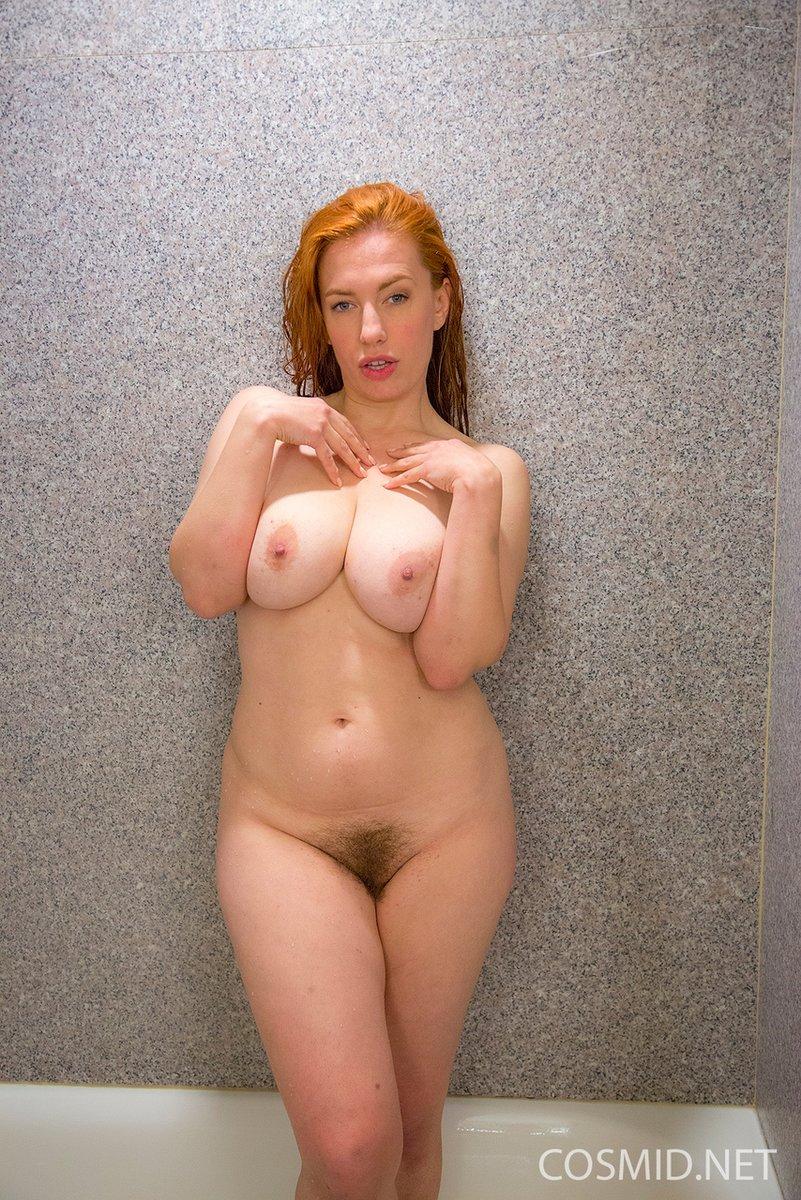 Ebony Shower Fuck Big Tits