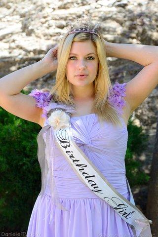 amateur princess