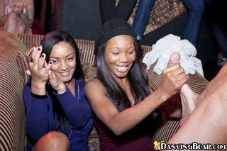 ebony busty strippers
