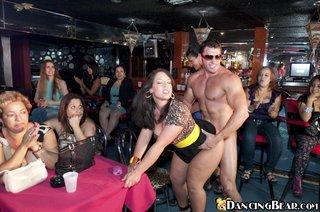 ebony hardcore strippers