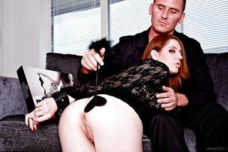 british european ass spanking