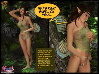 naughty fairy decides time