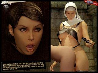 sister michaela cruel bdsm