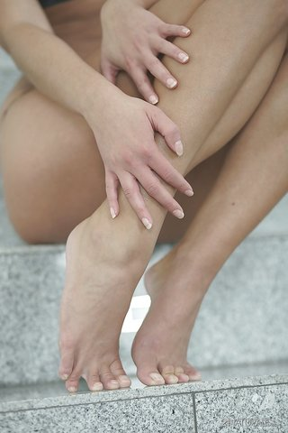 hungarian new young feet