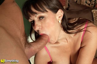 american facial mature housewife