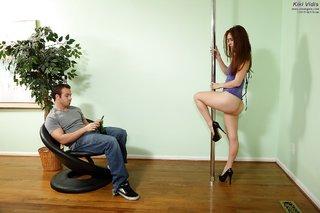 australian stripping amateur redhead
